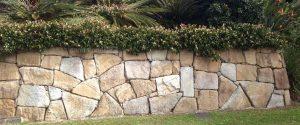 Sandstone Retaining Walls Boulders