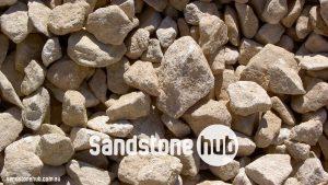Sandstone Manhandable Rocks
