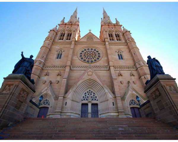 St Marys Cathedrial Sydney