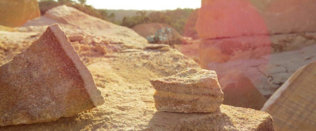 Sandstone Quarry Image