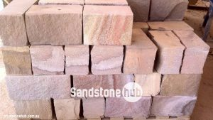 Sandstone Blocks And Bricks Manhandable Sizes