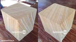 Sandstone Blocks Diamond Sawn Finish