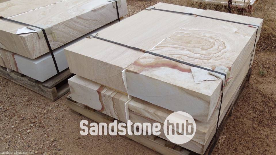 Sandstone Blocks Logs Steps Diamond Sawn Tiger Stripe rectangle shape