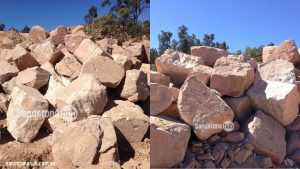 Sandstone Boulders Rocks Large Sizes