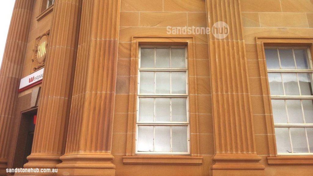 Sandstone Heritage Bank Building Sydney