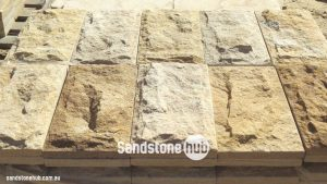 Sandstone Rockfaced Cladding
