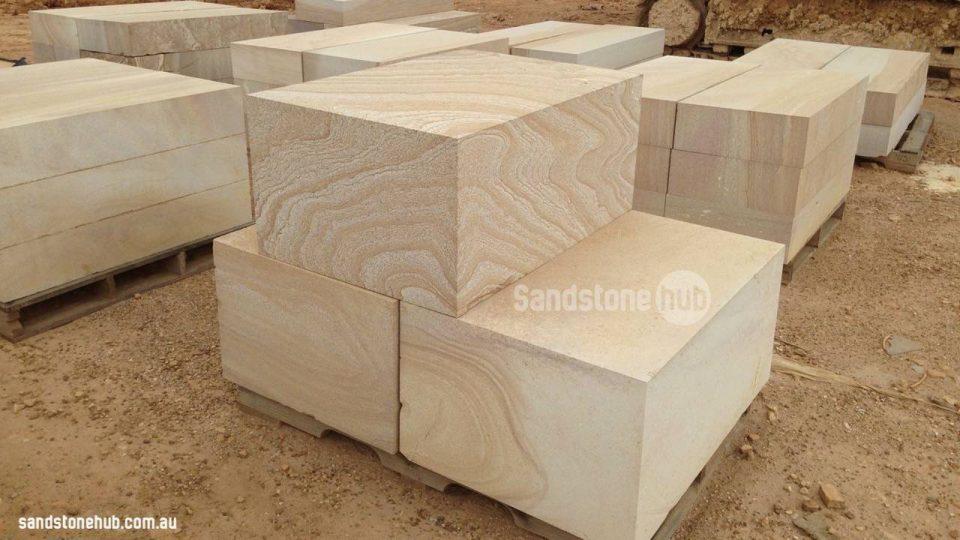 Sandstone DiamondCut Blocks Logs Yellow e1464248642138