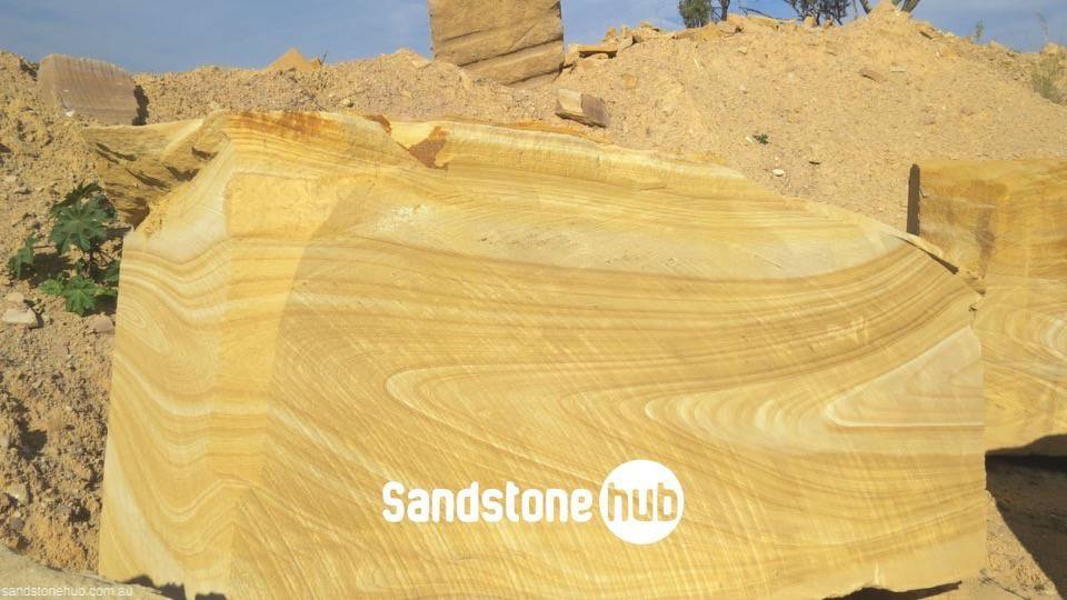 Sandstone Large blocks for exports or made in to factory products