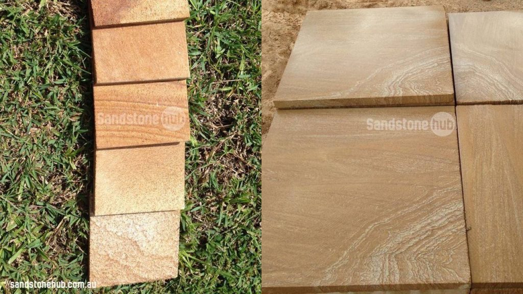 Sandstone Pavers And Tiles Various Sizes