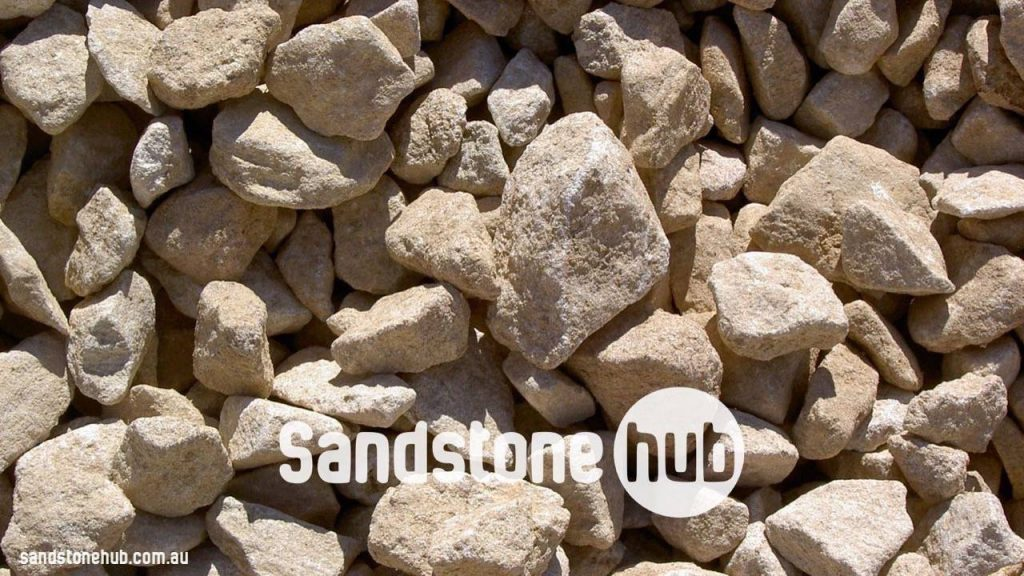 Sandstone Manhandable Rocks
