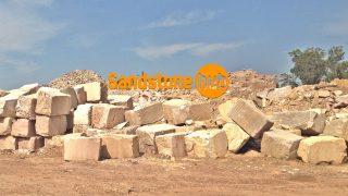 Sandstone Quarry Sawn B Grade Blocks
